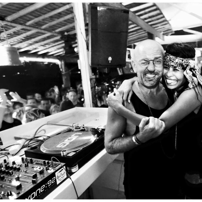Nakadia & Sven Vath - one crazy couple (1)